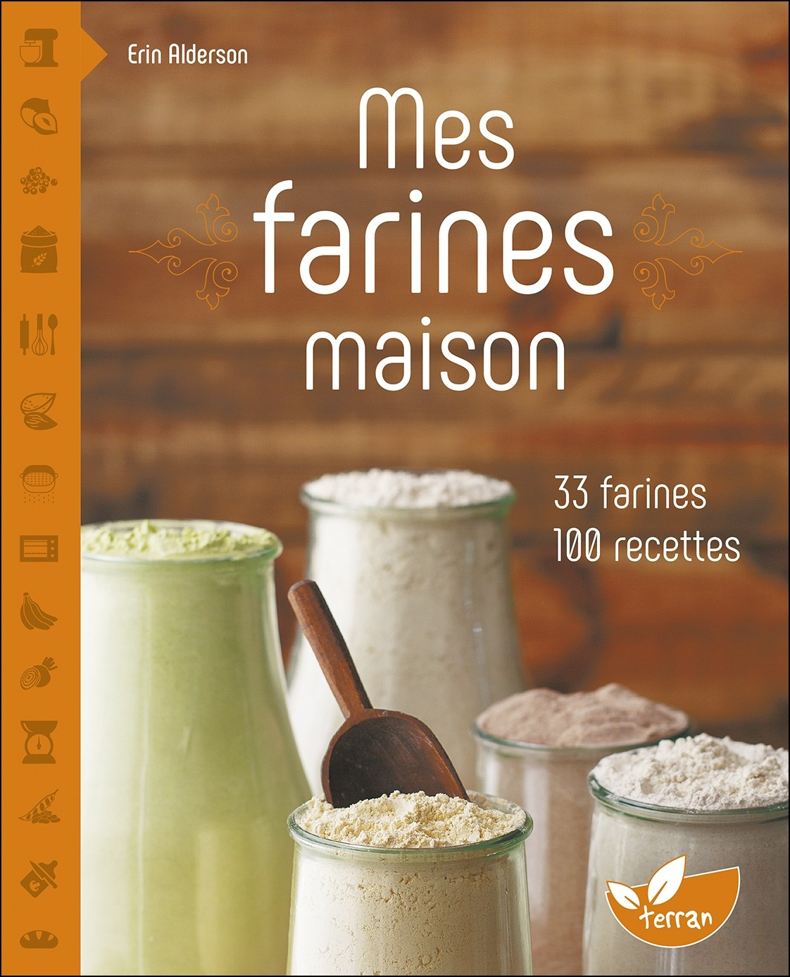 Mes farines maison